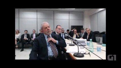 Lula é orientado a não responder pergunta sobre recibos de pagamento de aluguel