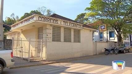 Homens armados assaltam Correios em Jambeiro