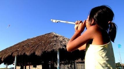 Aldeia indígena Tekoá Porã