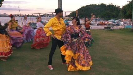Em Movimento: Dança cigana e Hip Hop, será que essa mistura dá certo? Confira