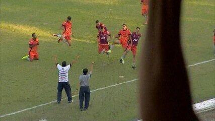 Veja os gols de Manthiqueira 3 x 1 União Mogi pela Segundona