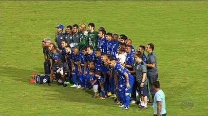 No jogo de ida pelas quartas da Série C, Confiança perde em casa para o São Bento