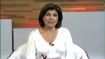"""""""É inédito ter um presidente da República denunciado duas vezes"""", diz Cristiana Lôbo"""