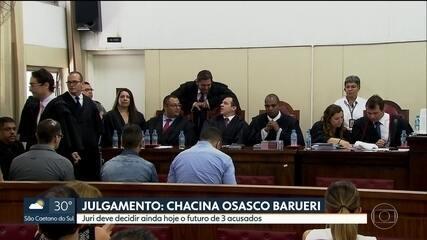 Jurados decidirão nesta sexta se condenam ou absolvem réus por maior chacina de SP