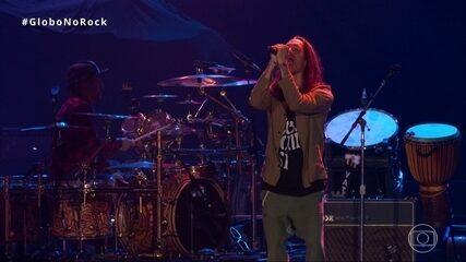 Incubus abre show do Rock in Rio com 'Glitterbomb'