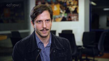 Vladimir Brichta fala sobre o Zózimo, seu personagem em 'Cidade Proibida'