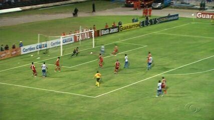 CSA vence jogo contra o Tombense e garante acesso a Série B do Campeonato Brasileiro