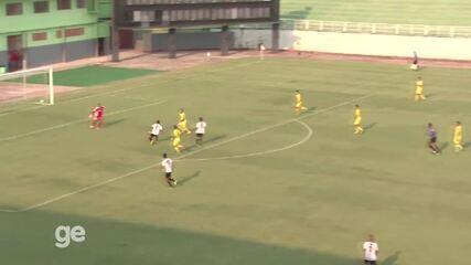 Os gols de Adesg 4 x 2 Náuas, pela última rodada do 2º turno do Acreano da 2ª divisão