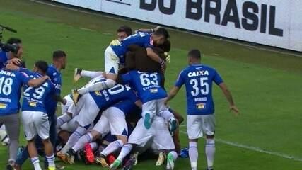 Melhores momentos de Cruzeiro 0 (5) x (3) 0 Flamengo pela final da Copa do Brasil