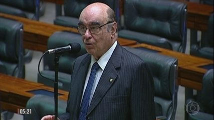 José Bonifácio de Andrada será o relator de 2ª denúncia contra Michel Temer