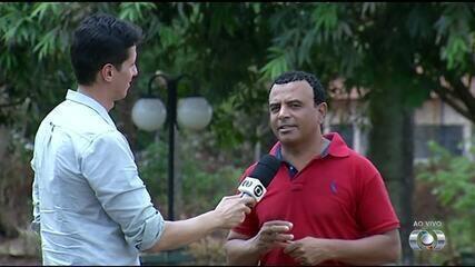 Ney César, novo técnico do Araguaína, fala de expectativa para a Segundona