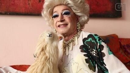 Miss Biá relembra início do movimento drag no Brasil