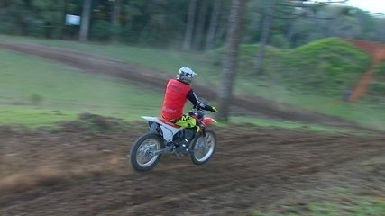 Velocidade na pista