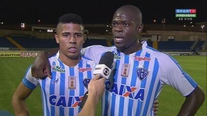 Bergson e Dievo Ivo analisam a vitória do Paysandu sobre o Boa Esporte