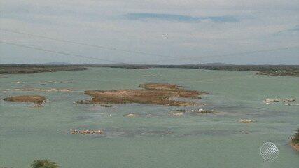 Barragem do Sobradinho chega a pouco mais de 4% da sua capacidade