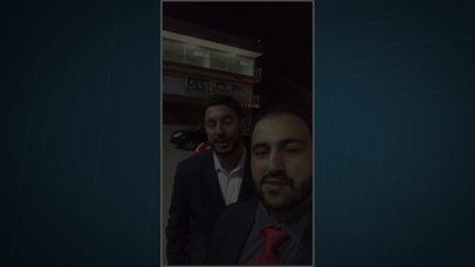 Vídeo mostra suspeitos de vender moeda virtual falsa Kriptacoin com carros de luxo