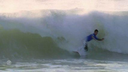 Melhores momentos: Medina vence a etapa de Hossegor, na França pelo Mundial de Surfe