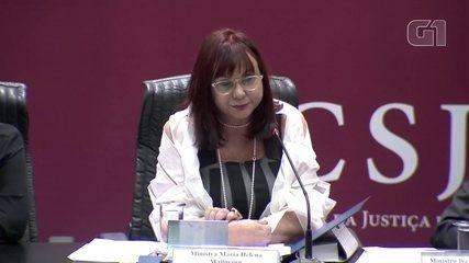 Ministra do TST critica nova portaria do governo em evento com ministro do trabalho
