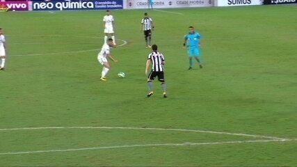Veja os melhores momentos de Botafogo 2 x 1 Corinthians
