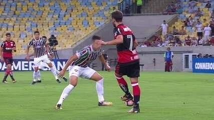 Melhores momentos: Fluminense 0 x 1 Flamengo pelas quartas de final da Copa Sul-Americana