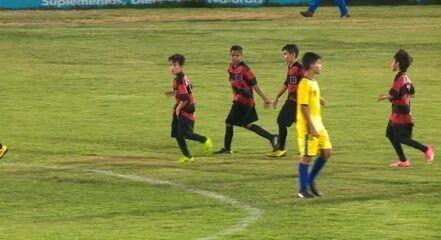 Atacante do sub-11 faz bela jogada individual e marca golaço em campeonato no Piauí; veja