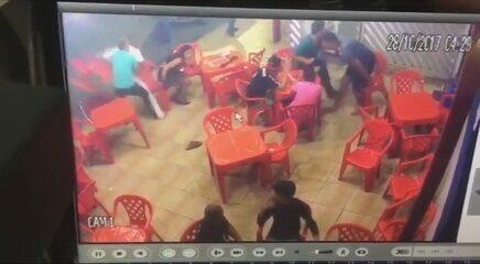 Policial militar baleado em assalto a lanchonete morre em hospital de Manaus