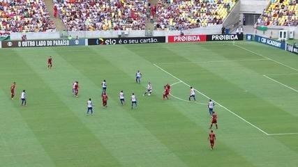 Melhores momentos de Fluminense 1 x 1 Bahia pela 31ª rodada do Brasileirão