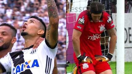 Melhores momentos: Ponte Preta 1 x 0 Corinthians pela 31ª rodada do Brasileirão 2017