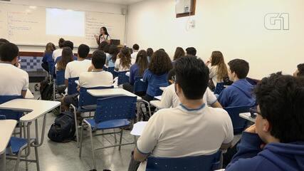 Estudantes brasileiros usam o Enem para tentar vaga em universidades portuguesas