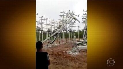 Polícia investiga atos de vandalismo em fazenda na Bahia
