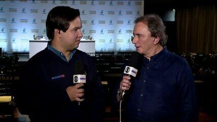 Voando Baixo - Reginaldo Leme comenta fala sobre entrevista exclusiva com Hamilton