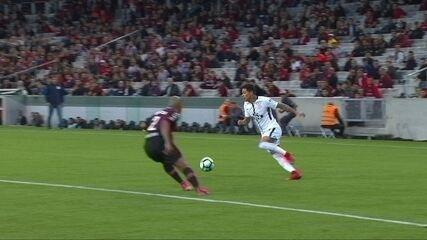 Melhores momentos: Atlético-PR 0 x 1 Corinthians pela 33ª rodada do Campeonato Brasileiro