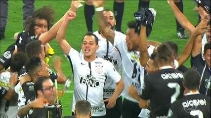 Corinthians é campeão do Campeonato Brasileiro 2017