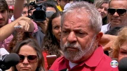 MPF pede bloqueio de R$ 24 milhões em bens e valores de Lula e do seu filho Luís Cláudio