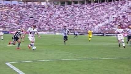 Melhores momentos: São Paulo 0 x 0 Botafogo pela 36ª rodada do Brasileirão