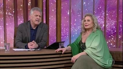 Vera Fischer comenta sucesso de 'Laços de Família' e revela que não usa celular