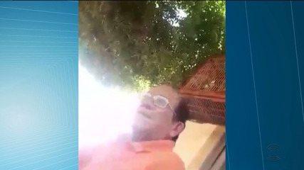 Vereador manda retirar caixa d'água depois de perder eleições em Itaporanga