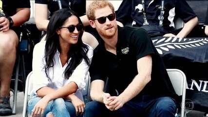 Noivado do Príncipe Harry com atriz americana é confirmado