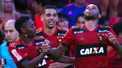 Sport vence o Corinthians na última rodada e se livra do rebaixamento