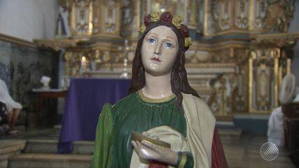 Fiéis celebram na quarta-feira (13) Dia de Santa Luzia