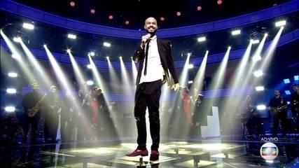 Juliano Barreto cantou 'Mind Trick'