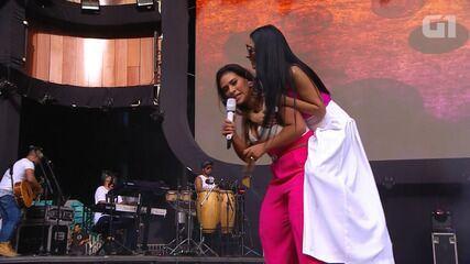 Festival de Verão: Simone e Simaria gif