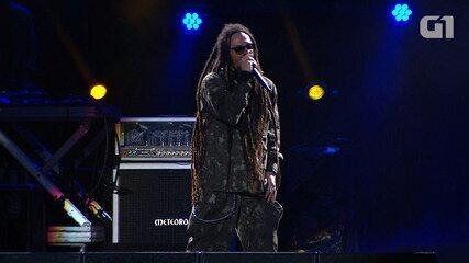 Festival de Verão: O Rappa toca 'Reza Vela' na Arena Fonte Nova