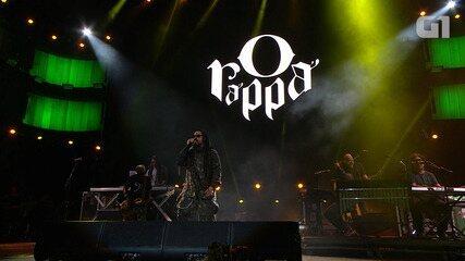 Festival de Verão: Veja os melhores momentos do show da banda O Rappa na Arena Fonte Nova
