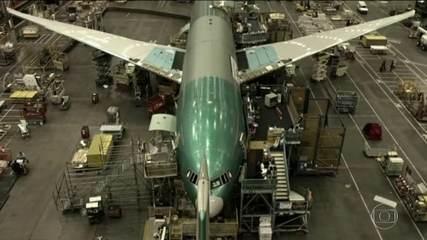 Embraer e Boeing negociam acordo de parceria
