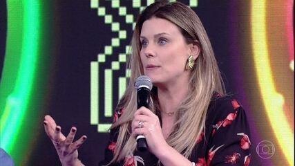 Daiana Garbin faz alerta sobre transtornos alimentares