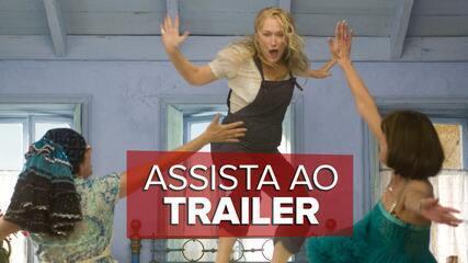 Assista ao trailer de 'Mamma Mia: Lá Vamos Nós de Novo!'