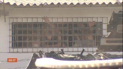 Polícia controla segunda rebelião em penitenciária de Goiás