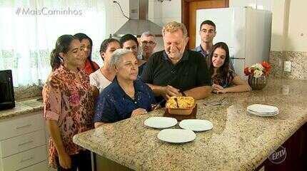 No 'Segredos da Cozinha', a dica é torta de escarola com tomate e queijo