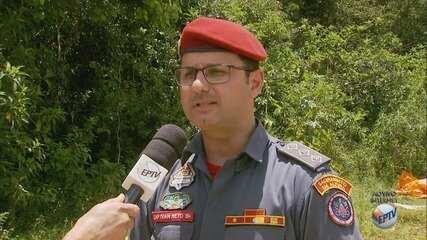 Menino de 8 anos morre afogado na Lagoa da Banana, em Pouso Alegre (MG)